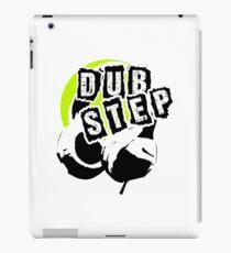 Dub Step Point (with headphones) iPad Case/Skin