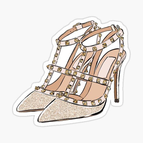 heels Sticker