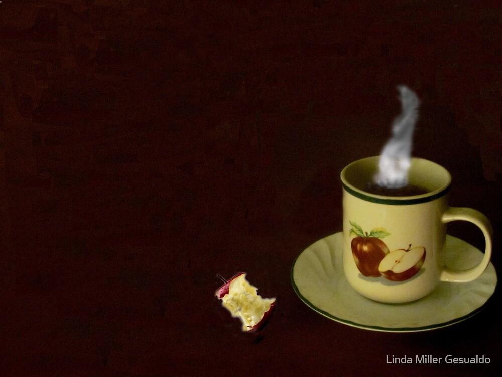 Morning Snack by Linda Miller Gesualdo
