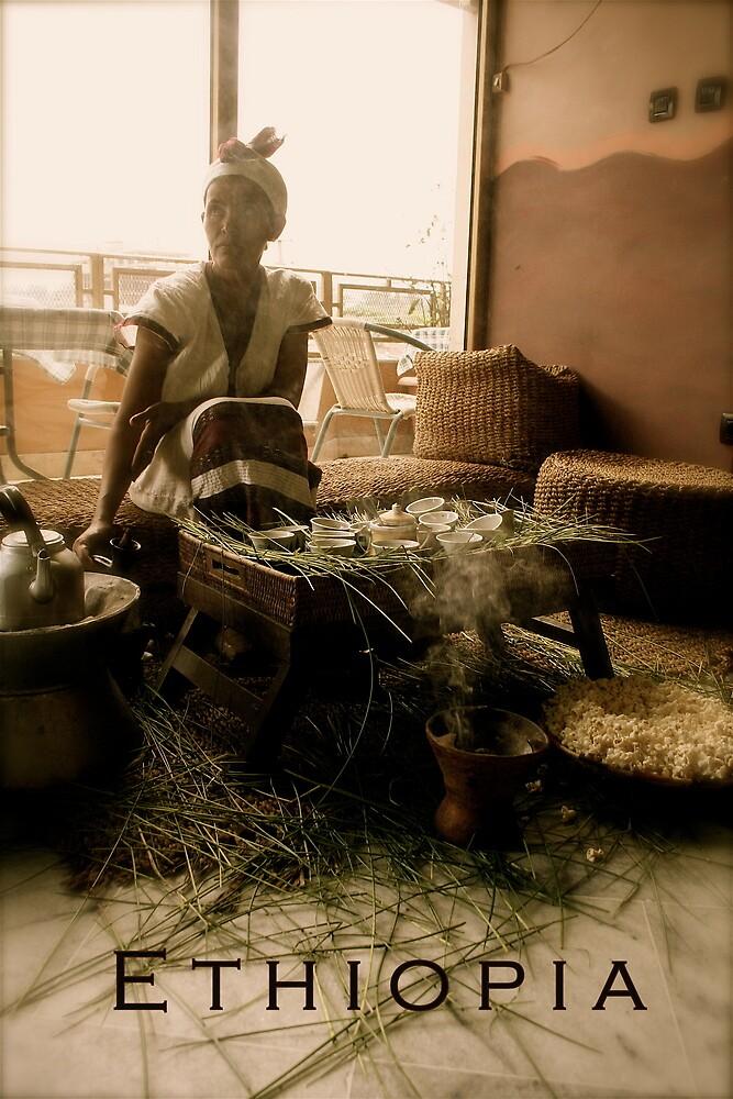 Ethiopia art 3 by Kelly Putty