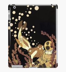 The lost and the curious iPad Case/Skin