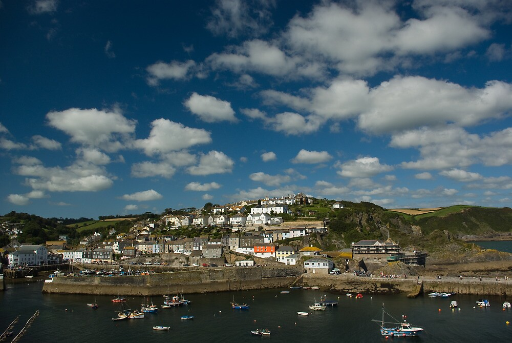Mevagissey Harbour by TimbosPics