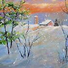 Let it Snow ... by bevmorgan