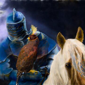 Warriors by halsmith