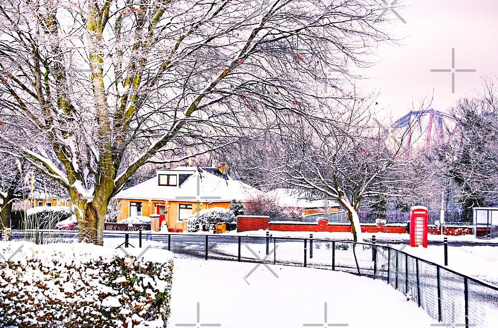 Station Road by Tom Gomez