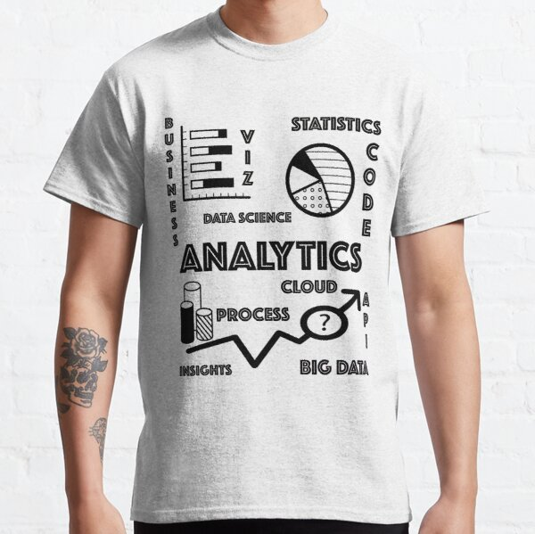 Data Analytics Awesome T-Shirt Classic T-Shirt