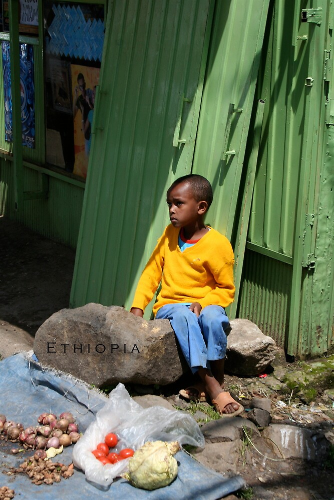 Ethiopia art 26 by Kelly Putty