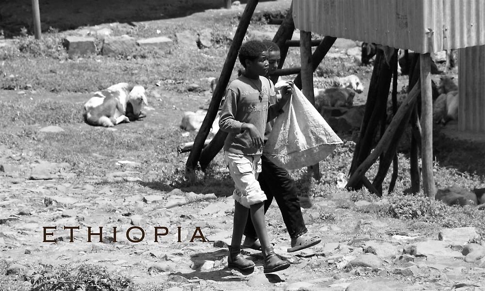 Ethiopia art 29 by Kelly Putty