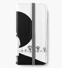 rm mono design 1 (transparent/normal ver.) iPhone Wallet/Case/Skin