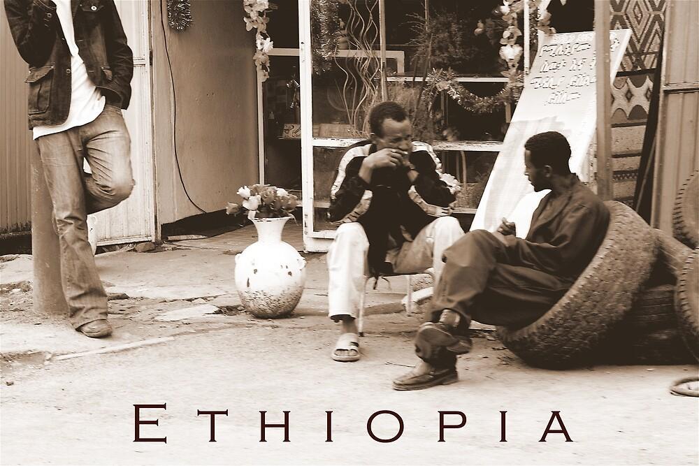 Ethiopia art 43 by Kelly Putty