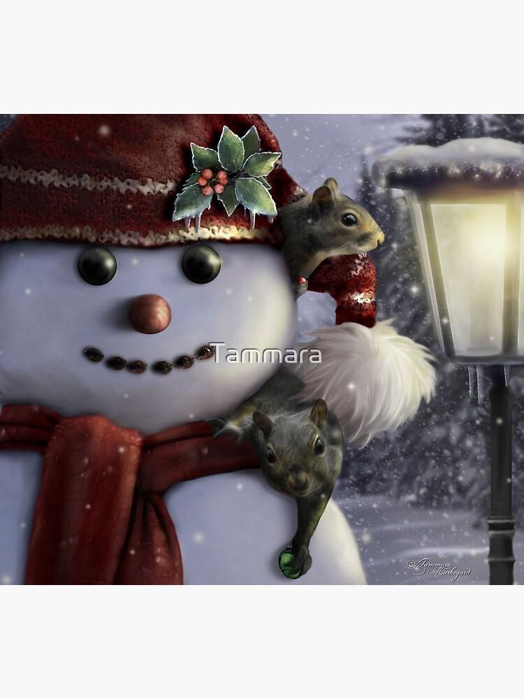 Holiday Friends by Tammara