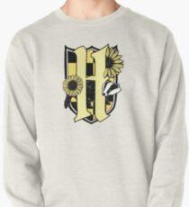 Honigdachswappen (nur Farbsymbol) Sweatshirt