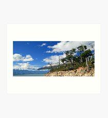 Perito Moreno - Argentina Art Print