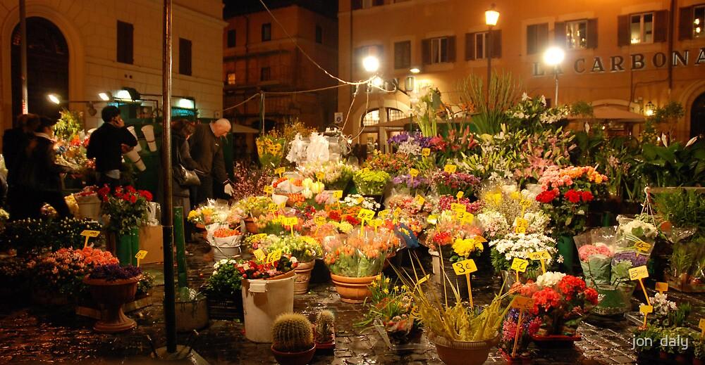 flower market by jon  daly