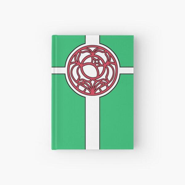 Tsuwabuki's Notebook Hardcover Journal