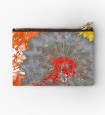 Dandelion Dream Zipper Pouch