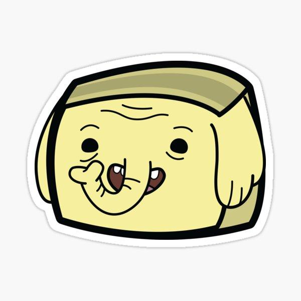 Tree Trunks - Adventure Time Boxheadz Sticker