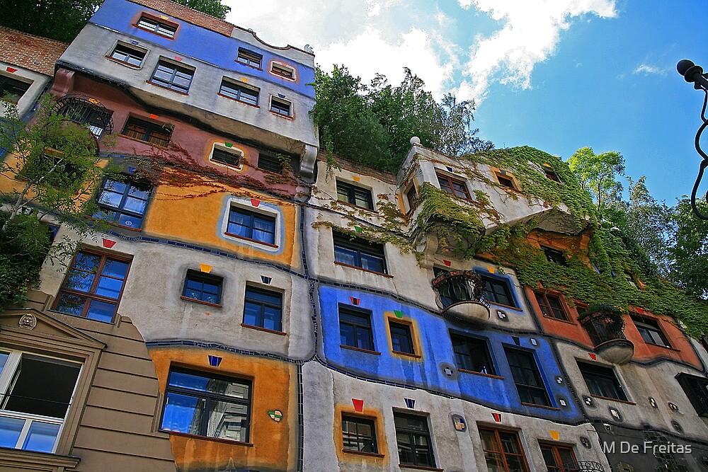 Frederick Hunderwasser Huis by Miguel De Freitas