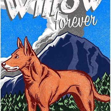 Willow für immer von Gimetzco