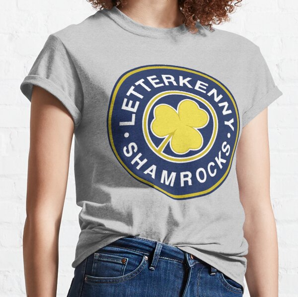 Letterkenny Shamrocks Hockey Classic T-Shirt