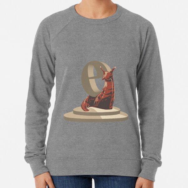E Snail Lightweight Sweatshirt