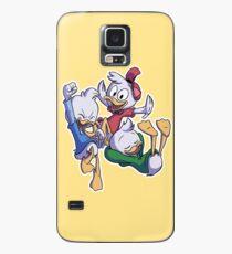 Huey Dewey und Louie Hülle & Klebefolie für Samsung Galaxy