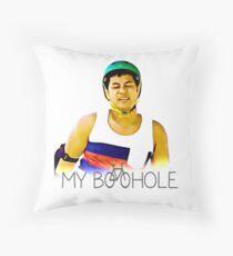 90 Day Fiancé - Asuelu - My Boohole Throw Pillow