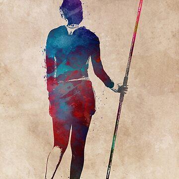 javelin throw #sport #javelinthrow by JBJart