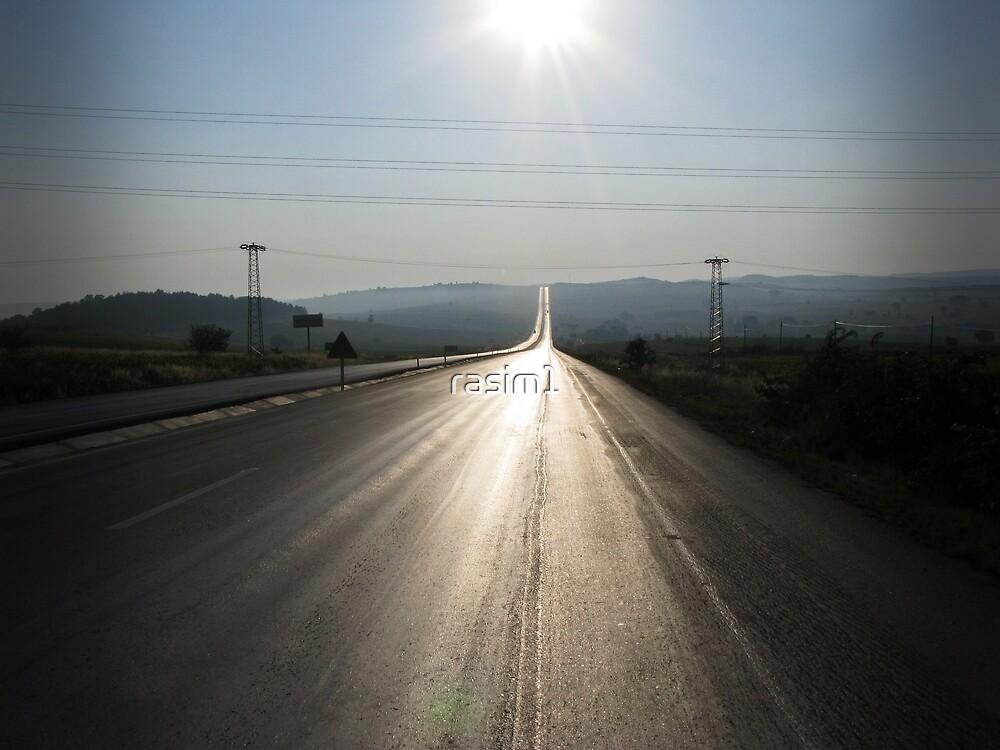 Good morning the highway by rasim1
