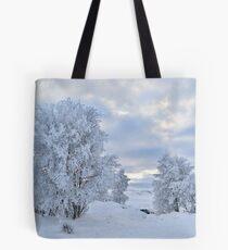 Winter Wonderland, Glencoe Tote Bag