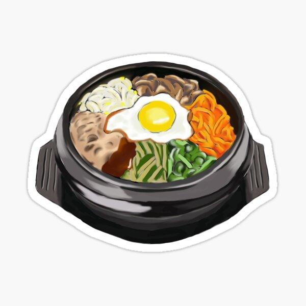 Bibimbap 비빔밥 Sticker