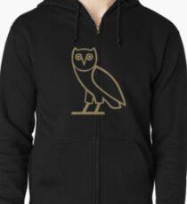 Drake's OVO Owl Zipped Hoodie