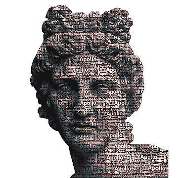 ★ Apollo | Greek Gods by cadcamcaefea