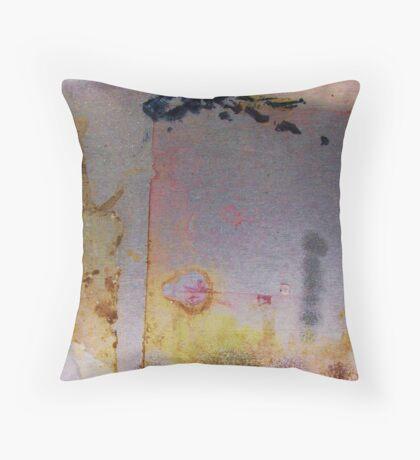 Etude:  homage to Pierre Boulez Throw Pillow