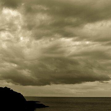 Durante il temporale a Lido Silvana by squitieri