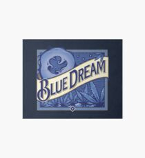 Blue Dream Art Board