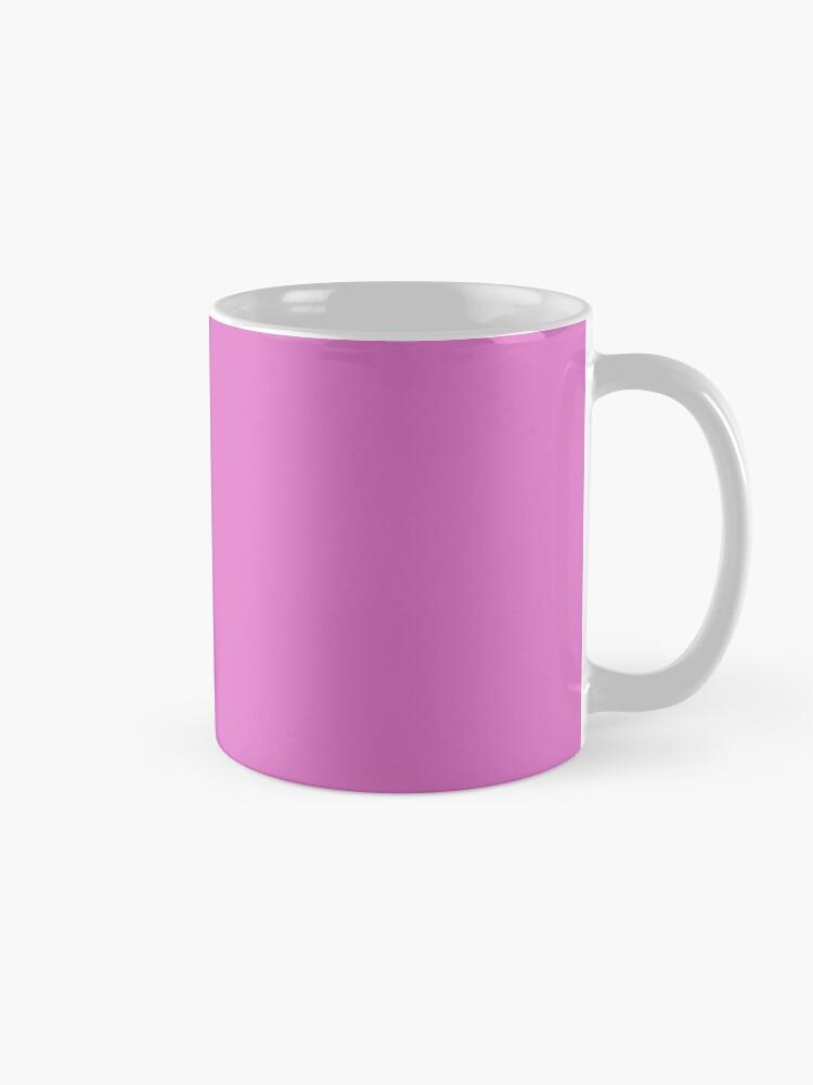 Alternate view of Wake Up Be Chingona Repeat Mug