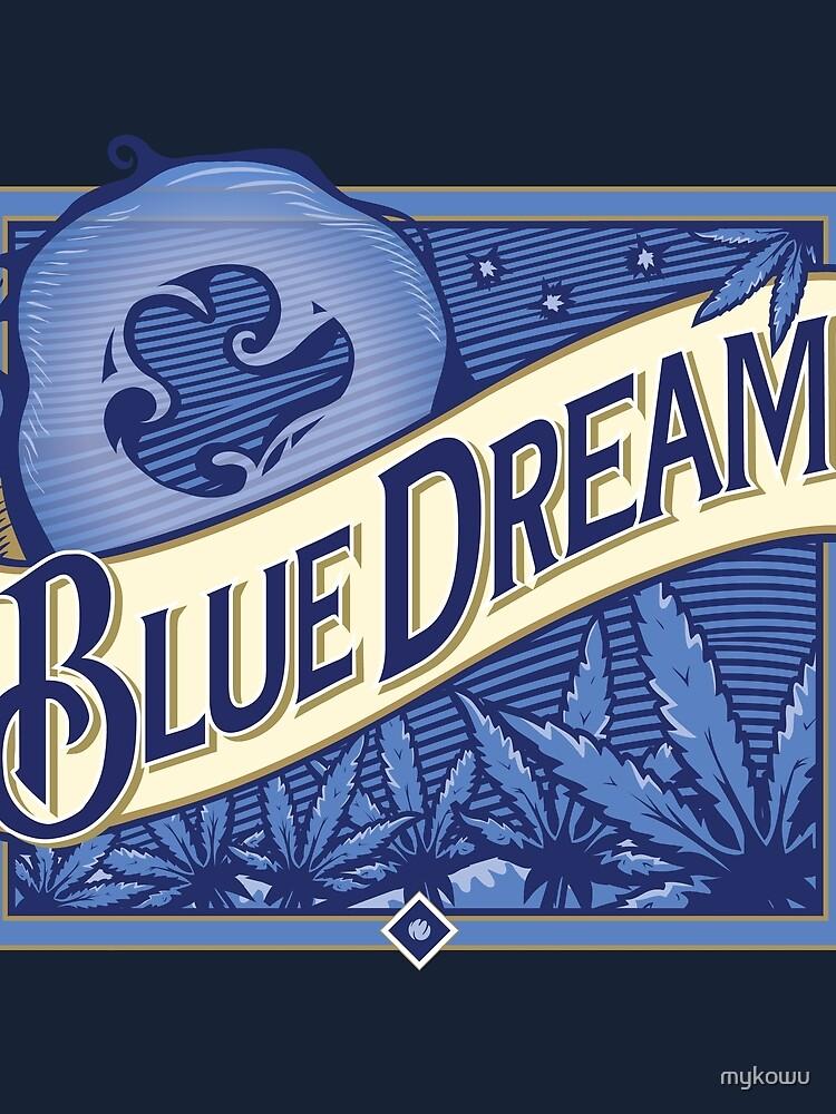 Blue Dream by mykowu