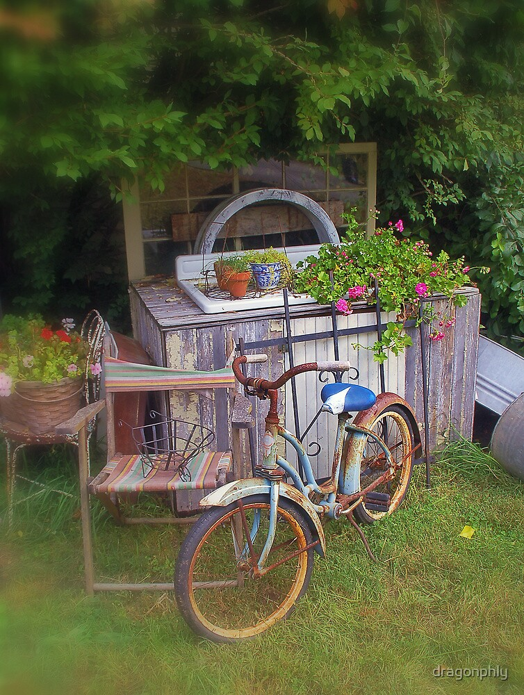 potting shed,antique store, Greenland NH by dragonphly