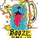 Booze Hound  by hairofthedog