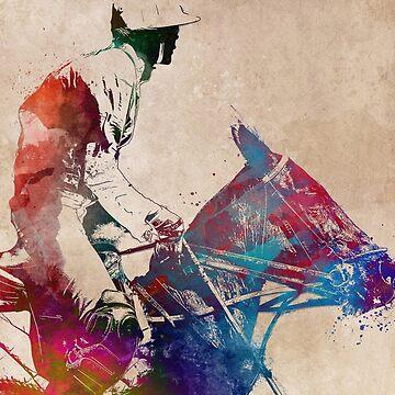 Rider #rider #horse #sport by JBJart