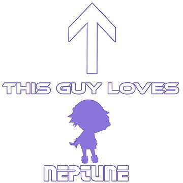 This guy loves Neptune by Moegilles