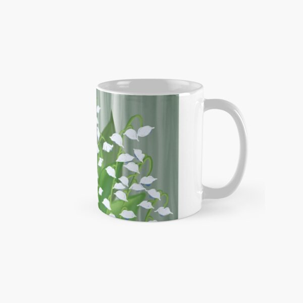 Lillies Of The Valley Classic Mug