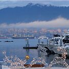 Christmas in Vancouver by stevendrowe