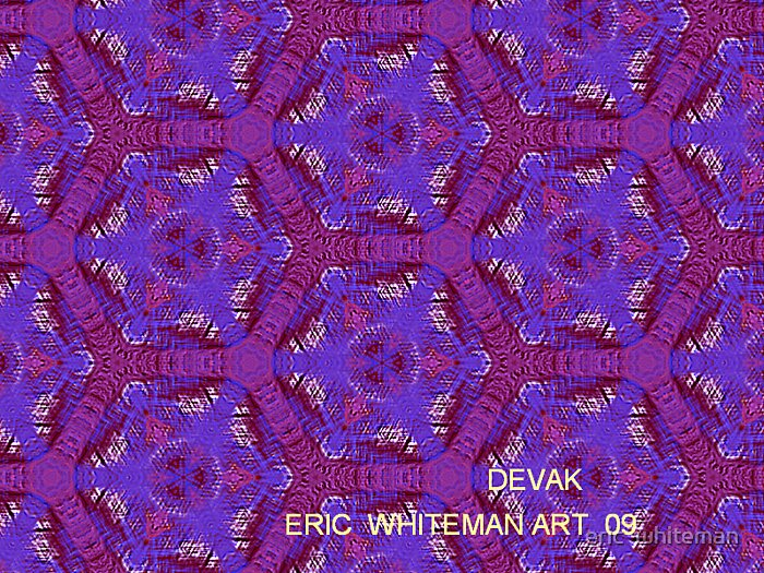 ( DEVAK )  ERIC WHITEMAN ART  by eric  whiteman