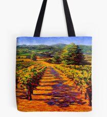 French Provençal Vineyard Tote Bag