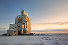 Sunset in Saskatchewan by EchoNorth
