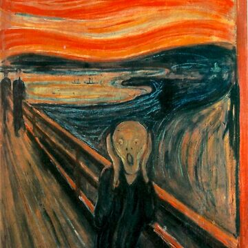 The Scream,reproduction,Edvard Munch, Impressionist by love999