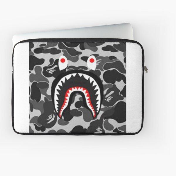 Armée de camouflage noir Housse d'ordinateur