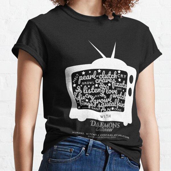 Creature Binge Watch Classic T-Shirt